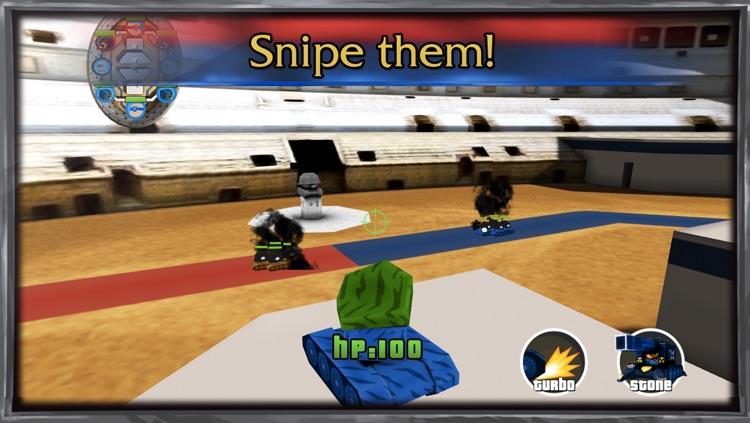 Tank Legend online (League of tanks) screenshot-3