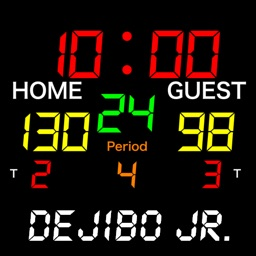 Basketball Timer -Dejibo Jr.-