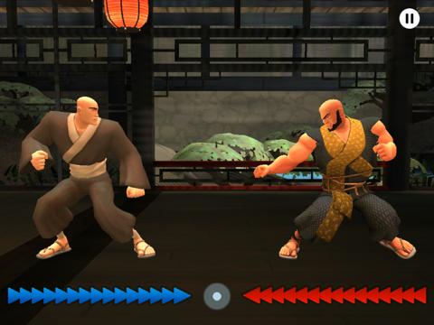 Скриншот из Karateka