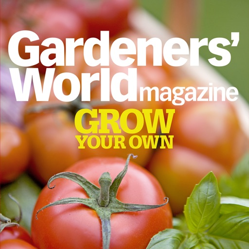 Grow Your Own Fruit & Vegetables by Gardeners' World Magazine