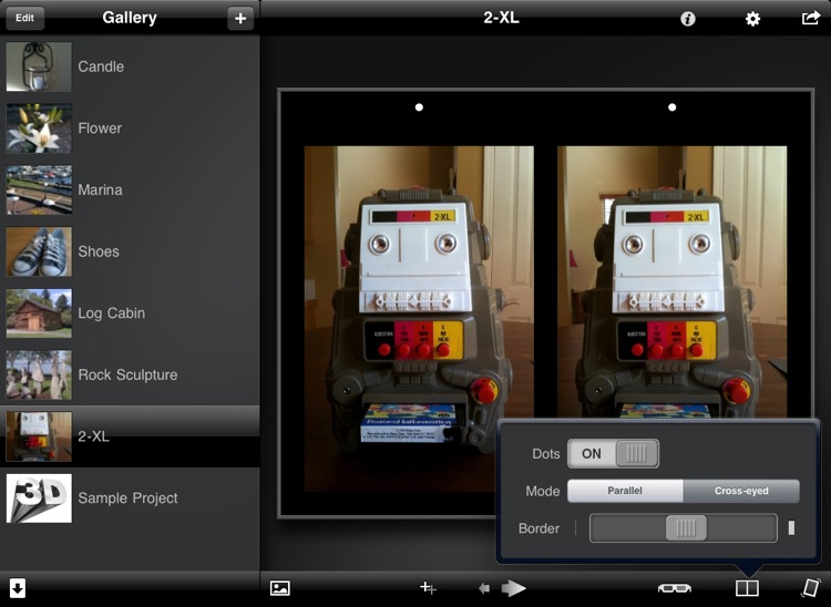 3D Camera Studio screenshot-1