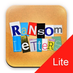 Ransom Letters Word Game Lite