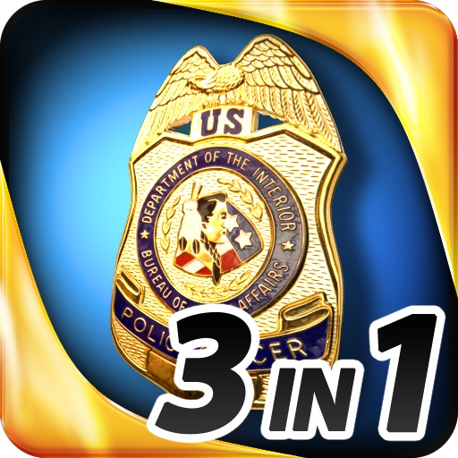 Hidden Objects - 3 in 1 – Crime Scene Pack icon