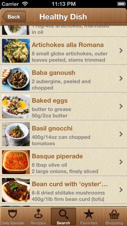 World Recipes - Cook World Gourmet screenshot-3