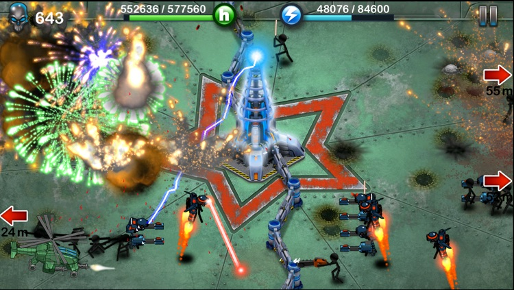 Tesla Wars screenshot-4
