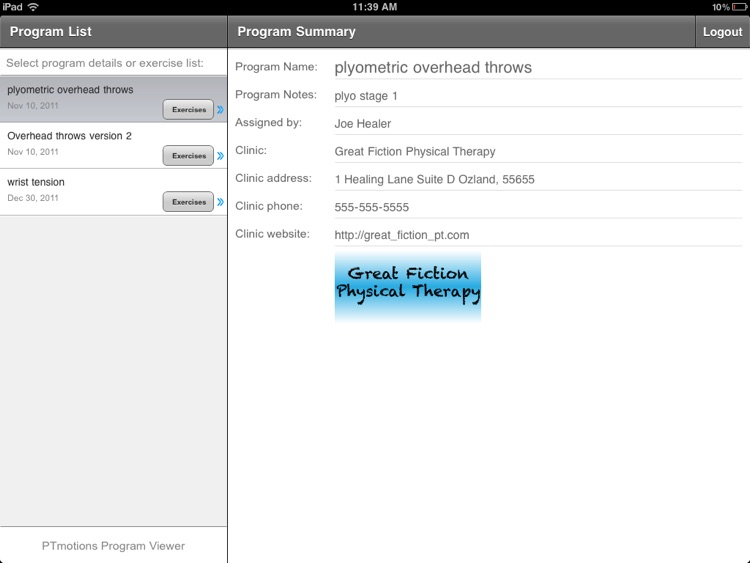 PT Viewer for iPad screenshot-4
