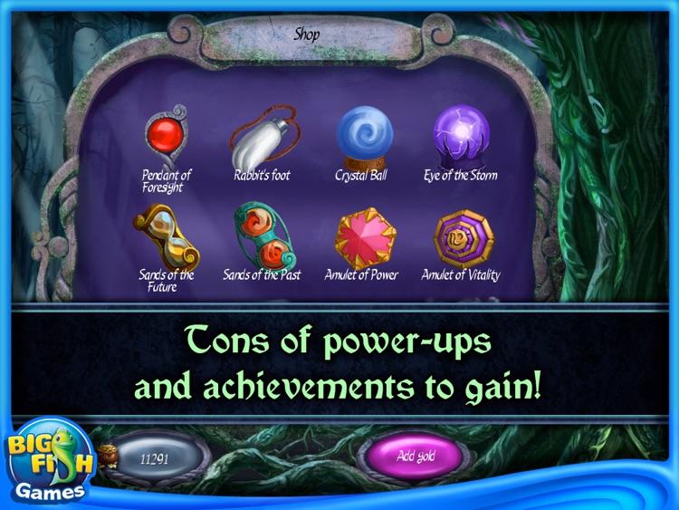 Avalon Legends Solitaire HD screenshot-3