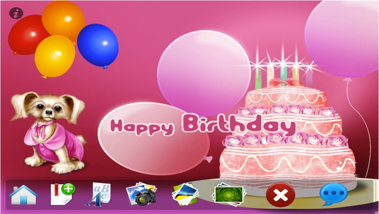 Make Birthday Greeting Cards. Free