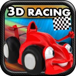 Cartoon Racing ( 3D Fun Racing Games )