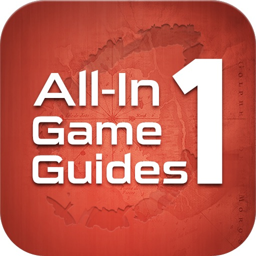 GameGuides ALL-IN-1: Cheats, Walkthroughs and FAQs for iOS Apps