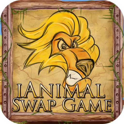 iAnimal Swap Game HD