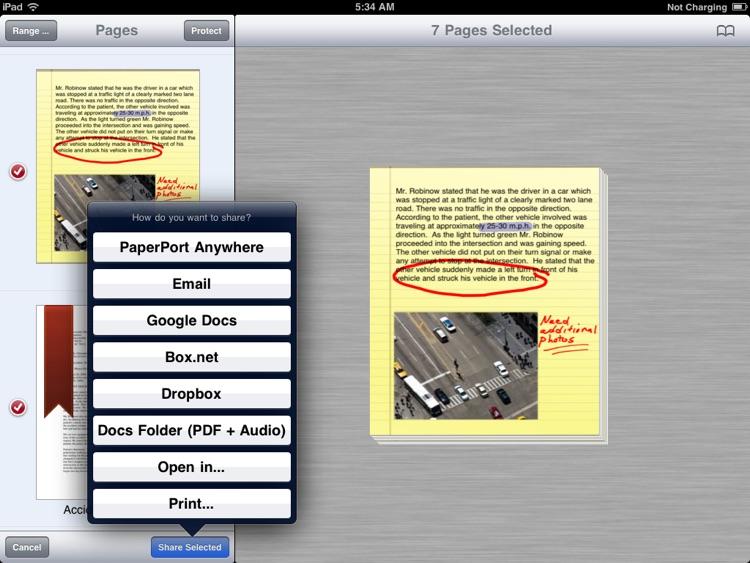 PaperPort Notes screenshot-4