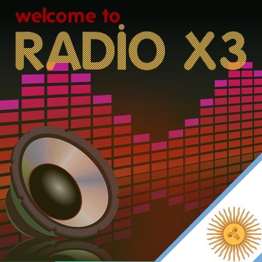 Radios de Argentina - X3 Argentina Radio