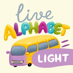 Live Alphabet light