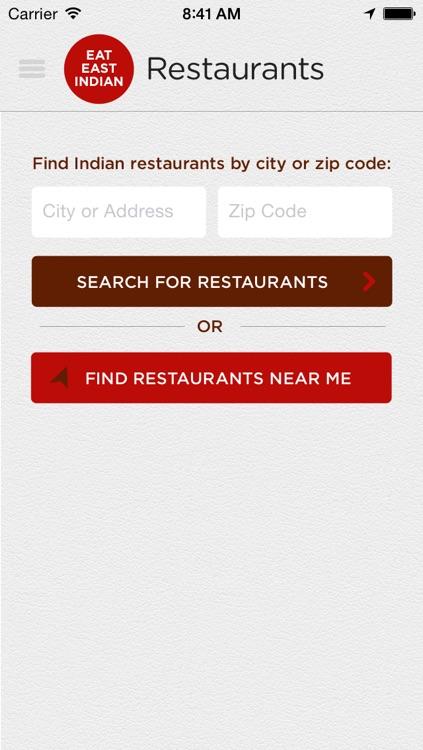 Eat East Indian Food screenshot-3