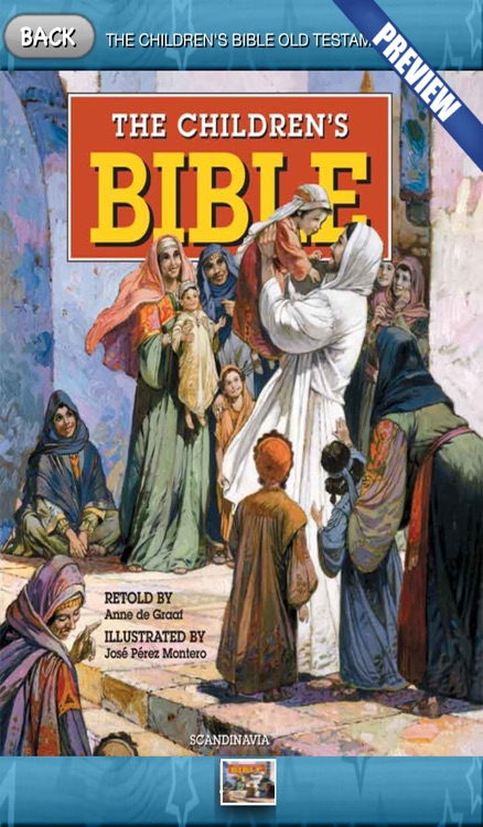 The Children's Bible iPhone version