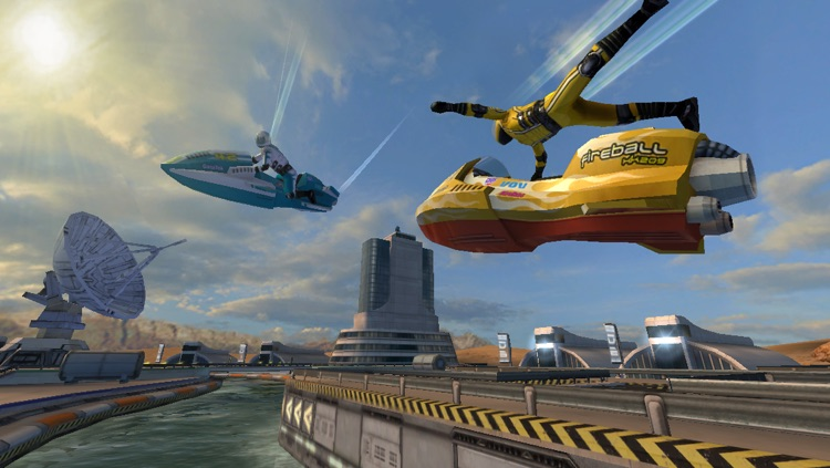 Riptide GP screenshot-3