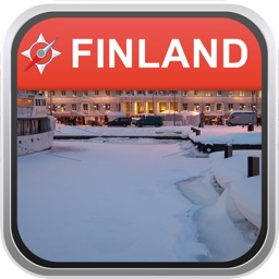 Offline Map Finland: City Navigator Maps
