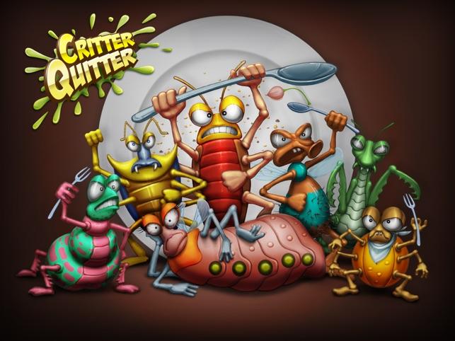 Critter Quitter Screenshot