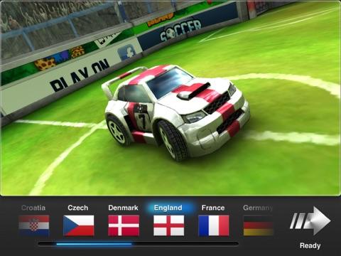 Soccer Rally для iPad