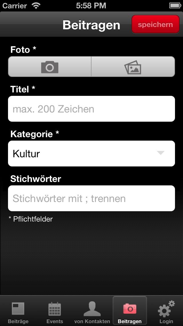 myheimat Screenshot
