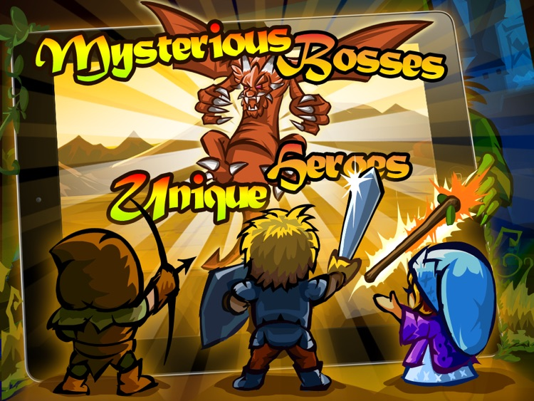 Glorious Quest HD