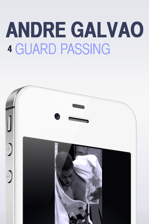 BJJ Guard Passing  - Andre Galvao Jiu Jitsu Vol 4 screenshot-0