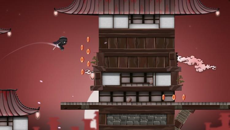 Ninja Run Free 忍者
