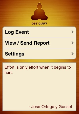 DBT Diary