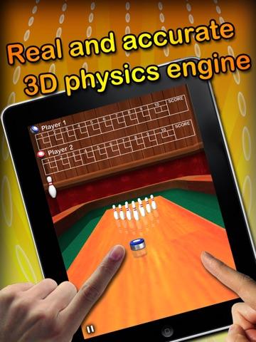 iShuffle Bowling для iPad