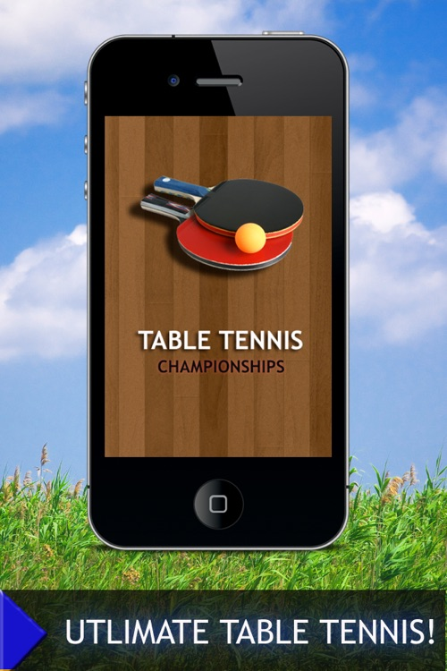 Table Tennis - Ultimate Ping Pong Free