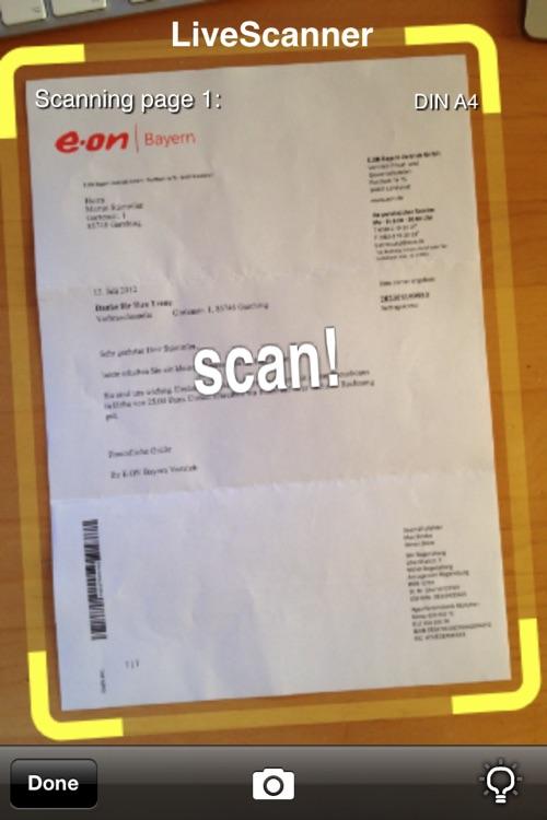 LiveScanner