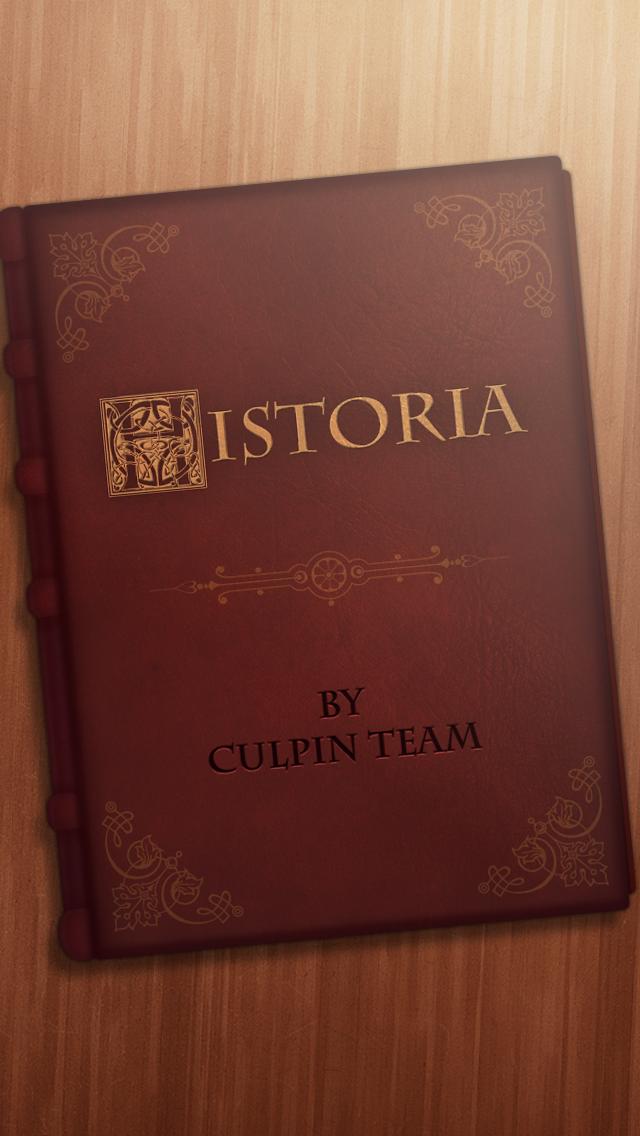 Historia World screenshot
