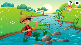 download Fishing game for children age 2-5: Fish puzzles, games and riddles for kindergarten and pre-school apps 1