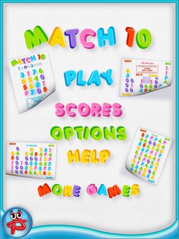 Match 10: Math Puzzle Full screenshot 1