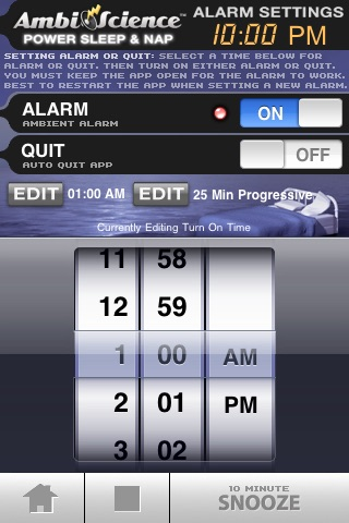 Power Sleep & Nap | AmbiScience™ • Binaural & Isochronic Ambient Sleep Utility screenshot-3