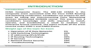 CCNA 200-120 MOCK EXAMのおすすめ画像2