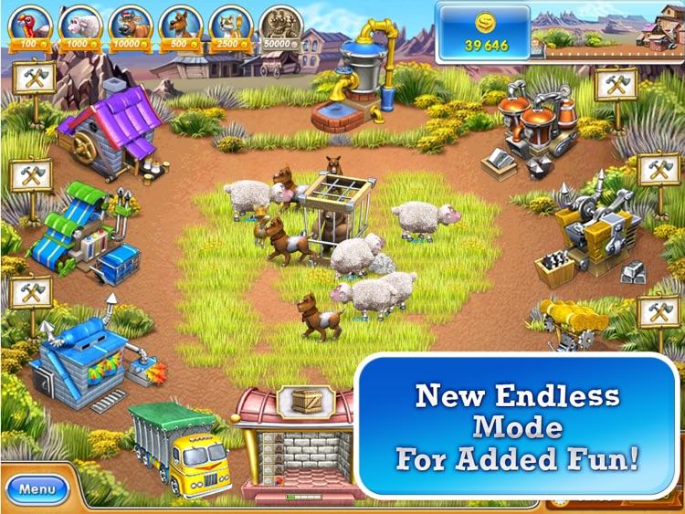 Farm Frenzy 3 – American Pie HD screenshot-4