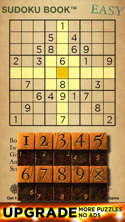Big Bad Sudoku Book Free screenshot-0