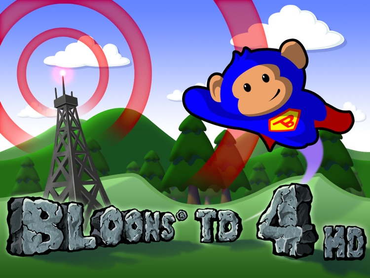 Bloons TD 4 HD screenshot-1