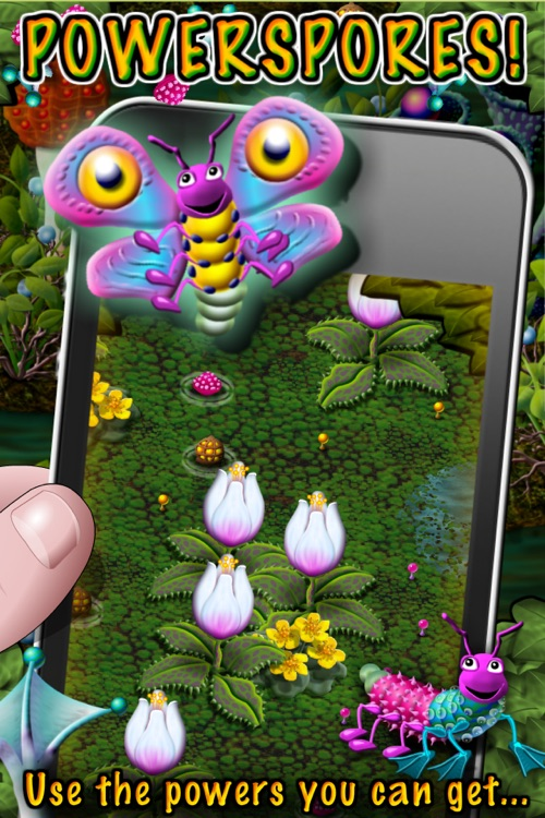 Swamp Worm - Need For Feet screenshot-3