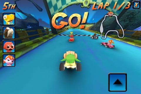 Cocoto Kart Free screenshot-3