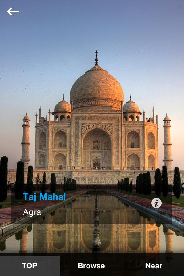 World Travelpedia - 50000+ Global Attractions Screenshot