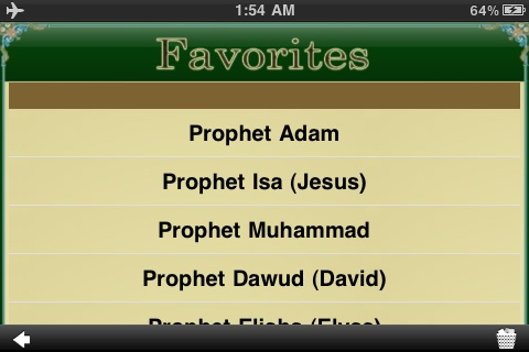 Stories Of Holy Prophets screenshot-4