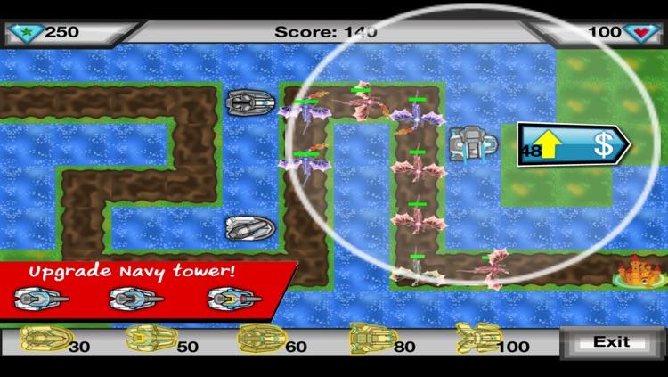 Dragon Defense - Shoot angry sky fly dragon skies screenshot-3