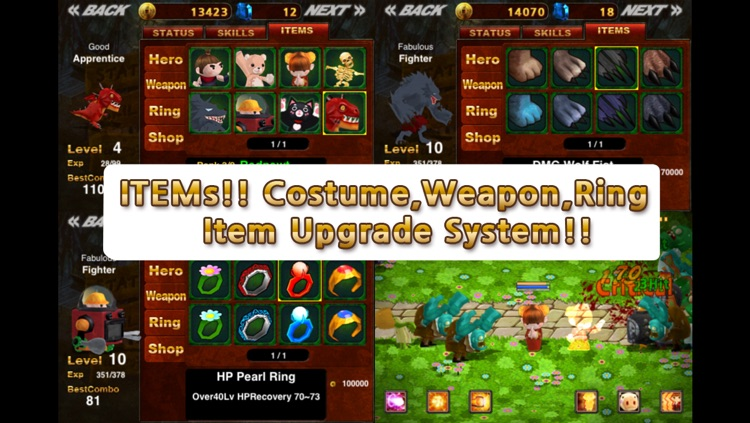 Heroes And Zombies screenshot-1
