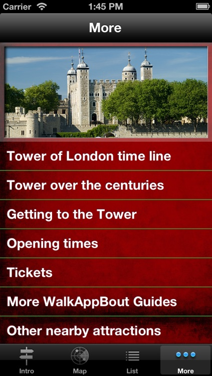 Tower of London Audio Guide & Map screenshot-4