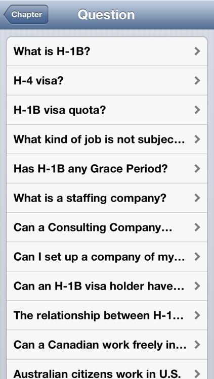 U.S. Immigration FAQ screenshot-3