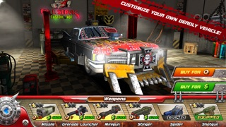 Death Tour - Racing Action 3D Game with Awesome Hot Sport Classic Cars and Epic Gunsのおすすめ画像5