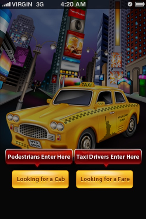 Snag A Cab NYC screenshot-1
